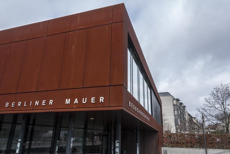 berlin wall memorial visitor centre