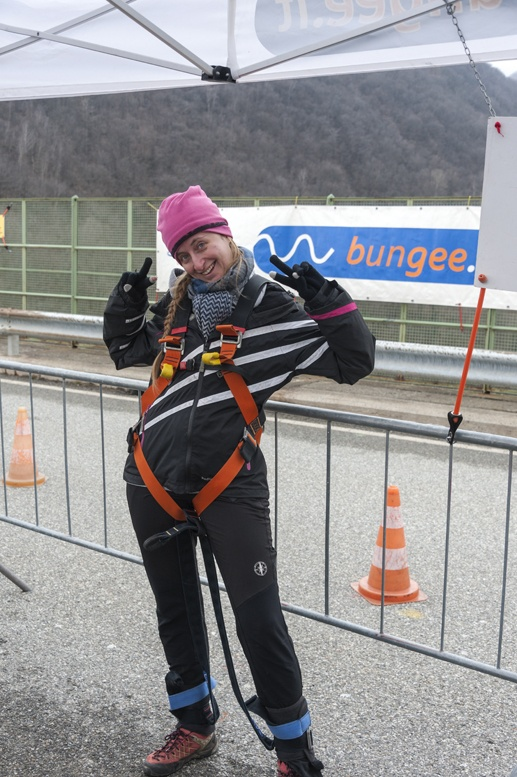 before bungee jumping biella