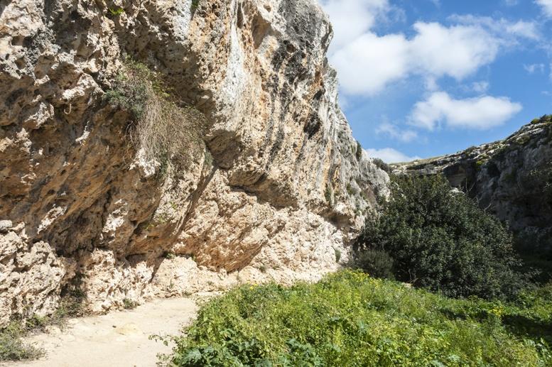 Dream walls climbing mgarr ix xini gozo