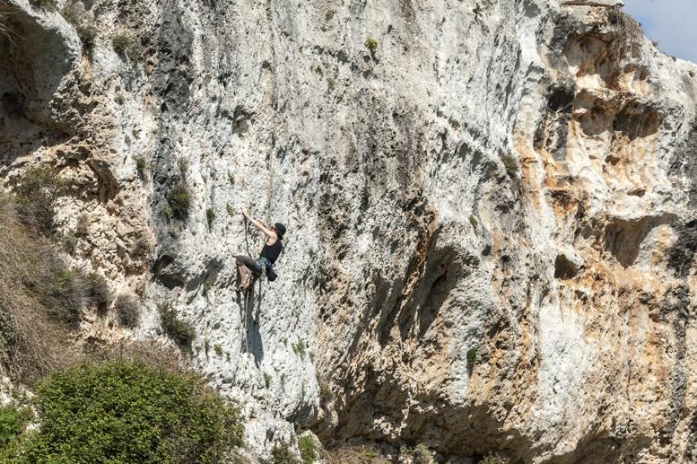 gozo adventure climbing