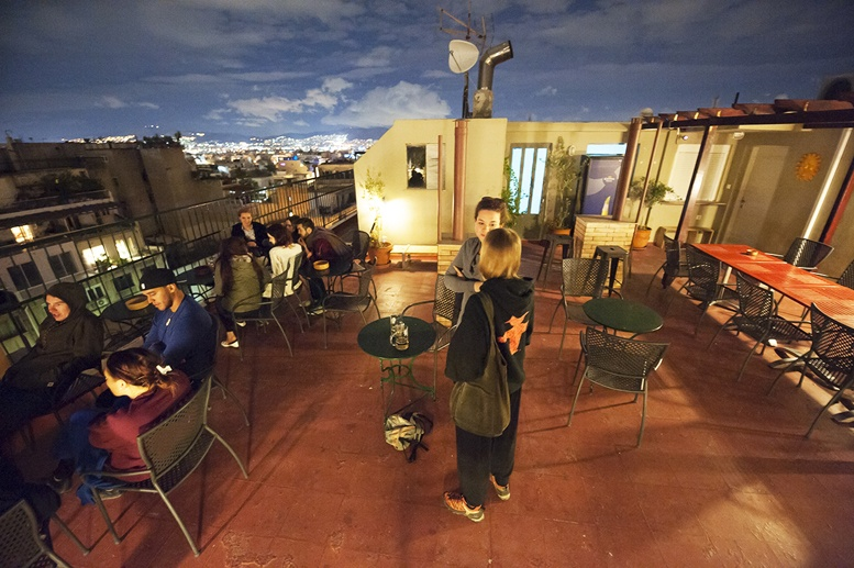 athenstyle rooftop terrace