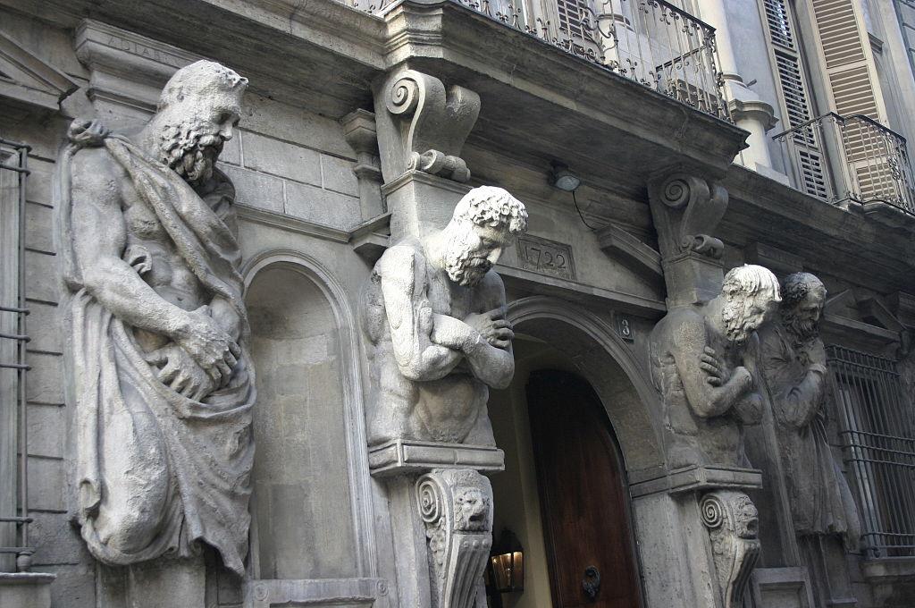 Casa Degli Omenoni milan