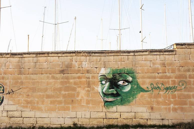 street art sliema