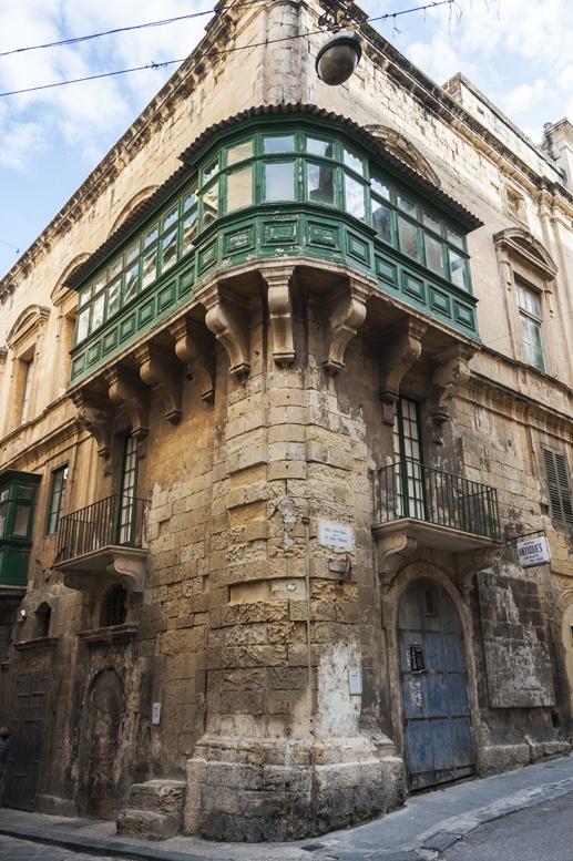valletta old street
