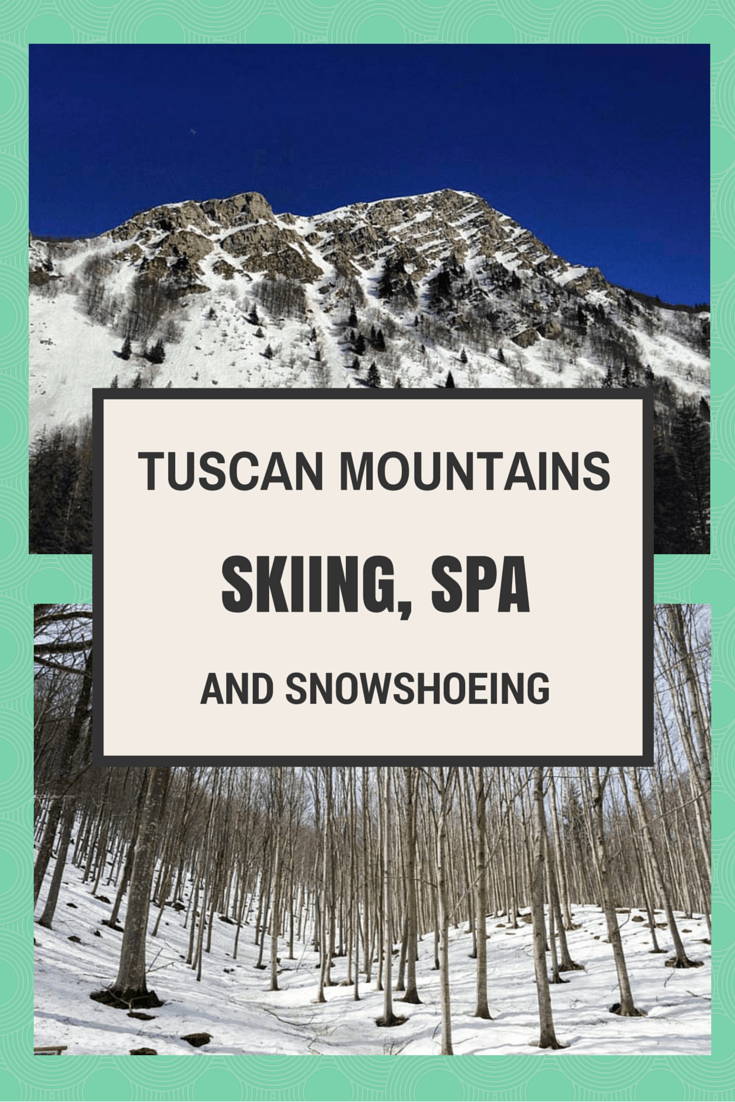tuscan mountains pin