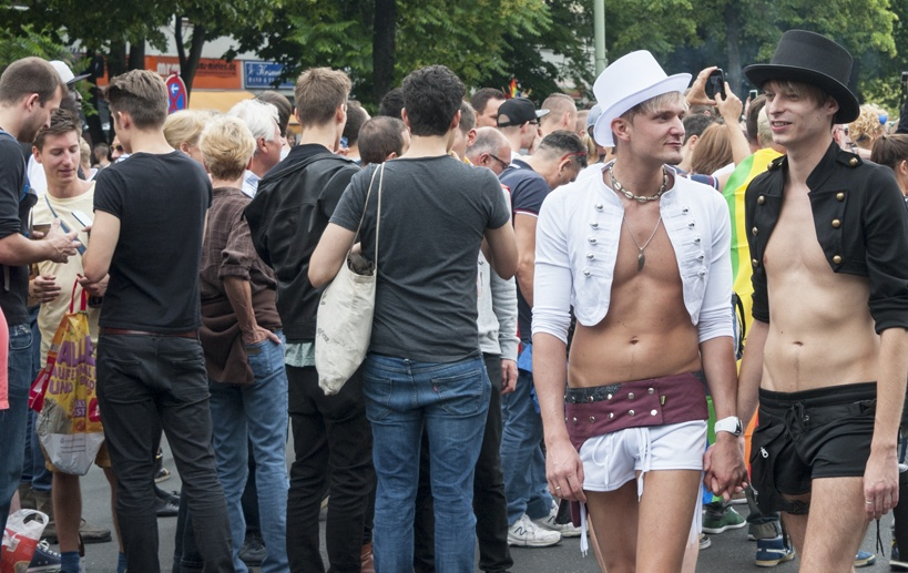 berlin pride boys
