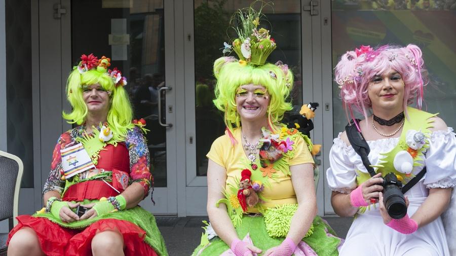 CSD Berlin 3 queens