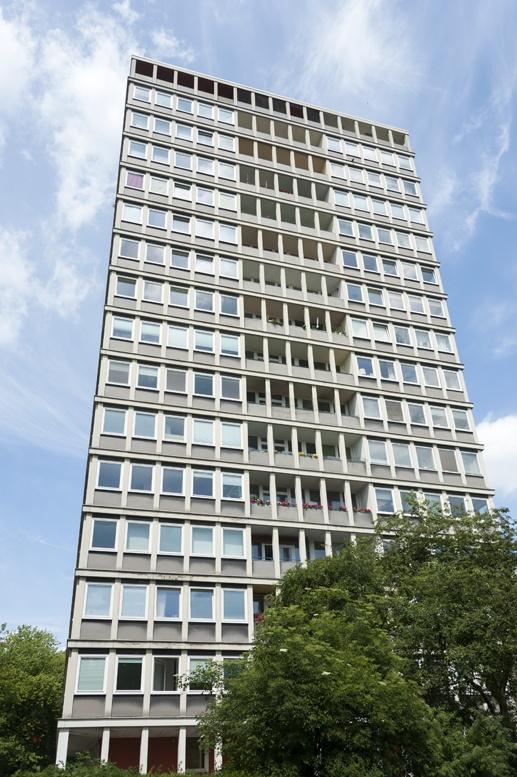 hansaviertel skyscraper berlin 2