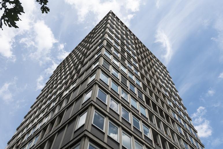 hansaviertel berlin highrise