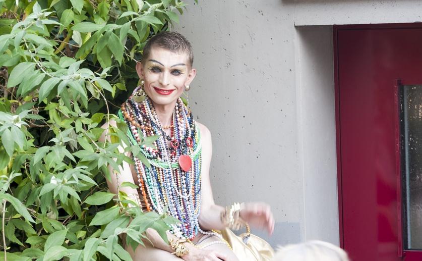cologne pride parade weird drag queen