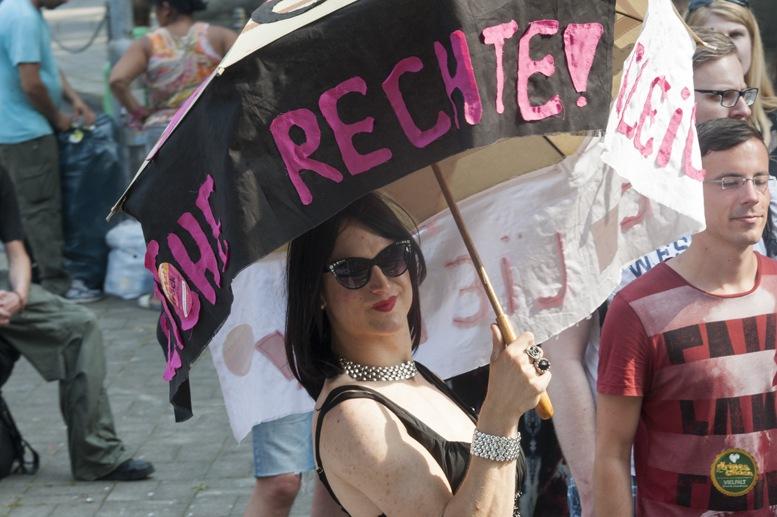cologne pride parade drag queen