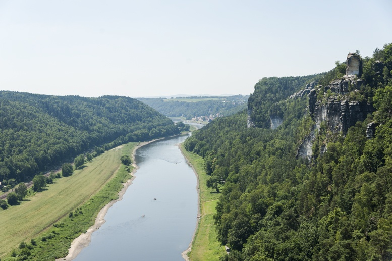saxon switzerland elbe