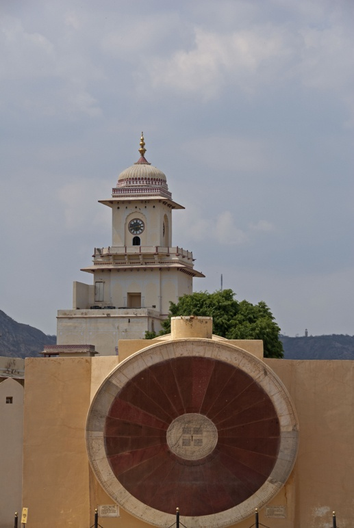 Jaipur jantar mantar clocks