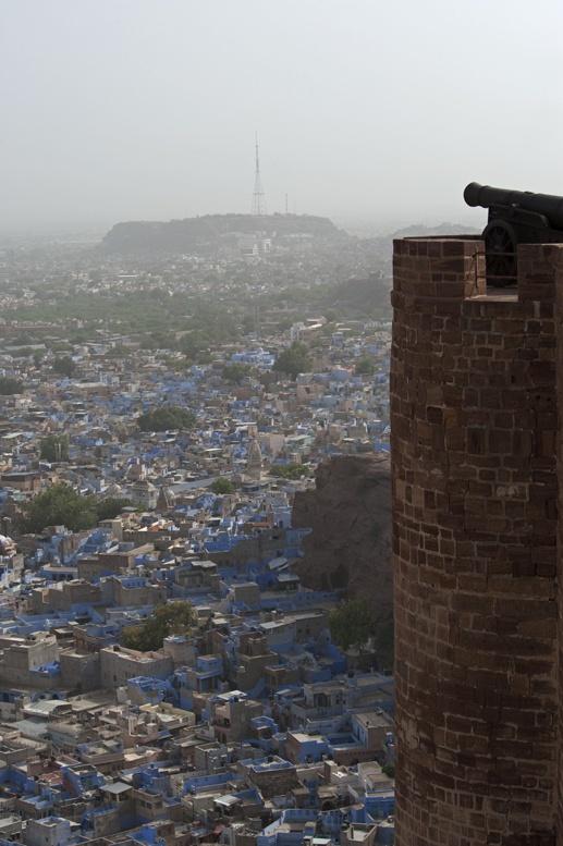 Jodhpur cannon