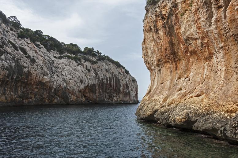 sailing ogliastra coast