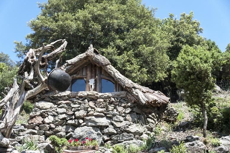 shepherd's hut gennargentu