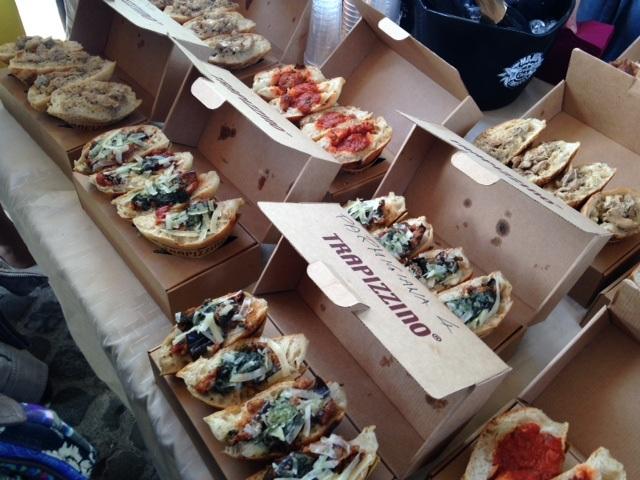 italian food trapizzino
