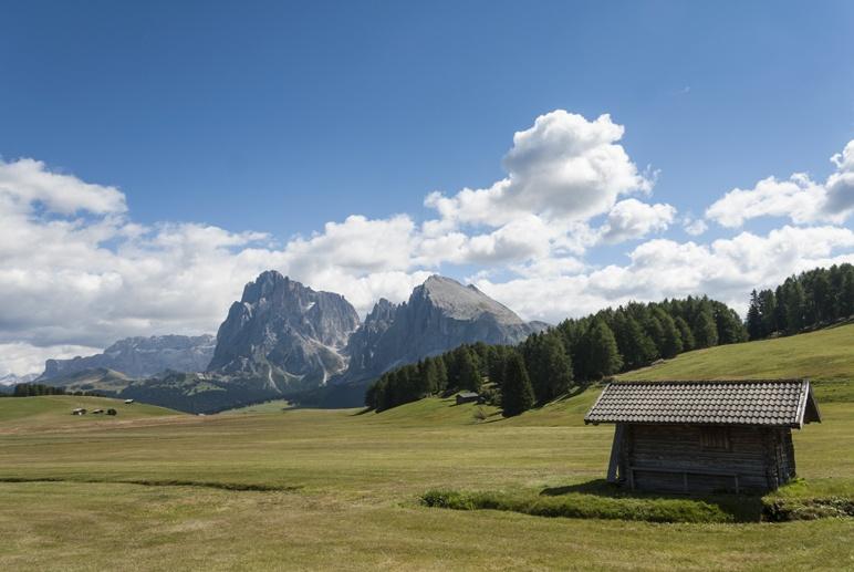 south tyrol landscape