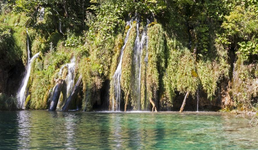 gavanovac lake plitvice