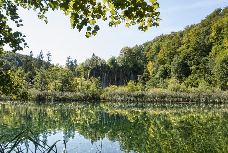 croatia plitvice lake