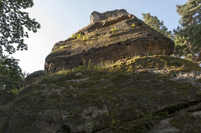 cesky raj sandstone tower
