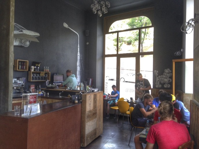 czech inn espresso bar