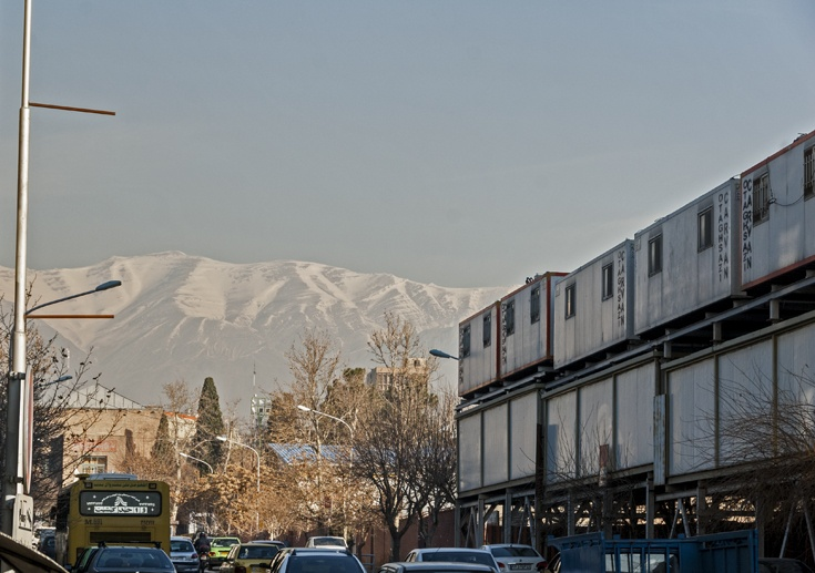 tehran alborz mountains