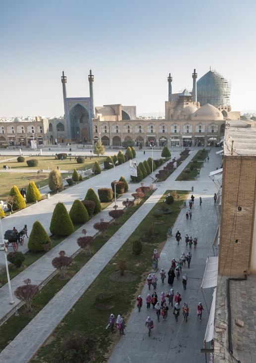 naqsh e jahan square isfahan