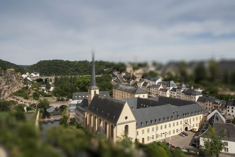 luxembourg castles view