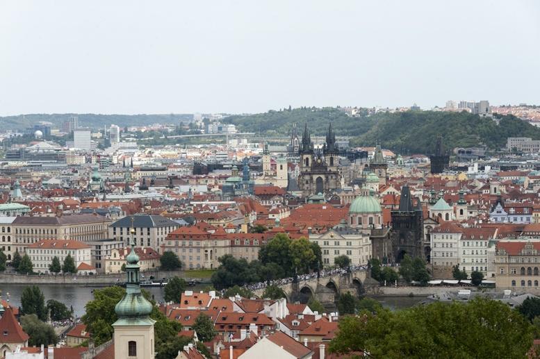 Streets 7 czech Free Czech