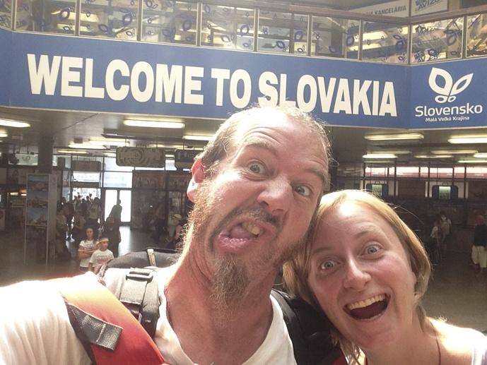 slovakia selfie
