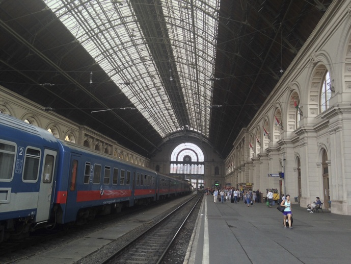Interrail Ticket, Eurail Pass? A Simple Guide to Train Travel in