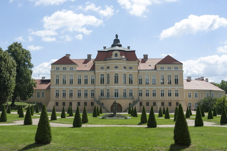 rogalin palace poland