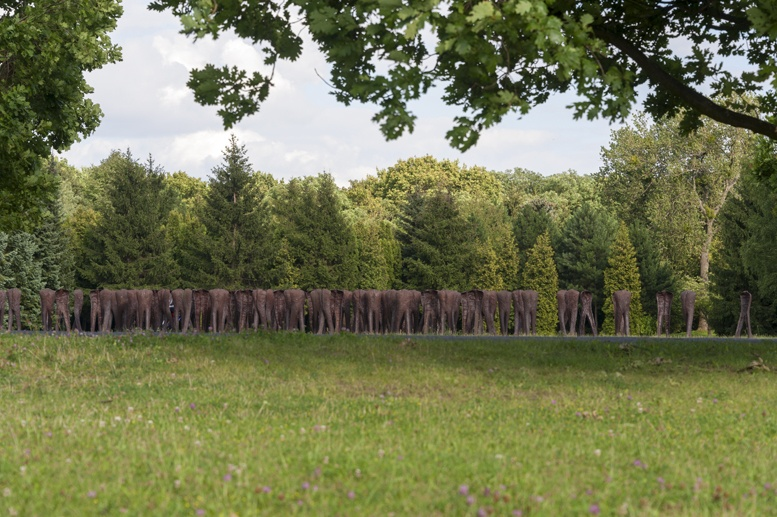 poznan the unrecognized magdalena abakanowicz poland