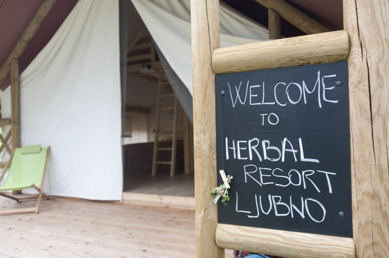herbal resort ljubno