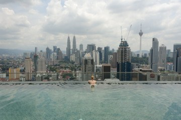 petronas towers best view