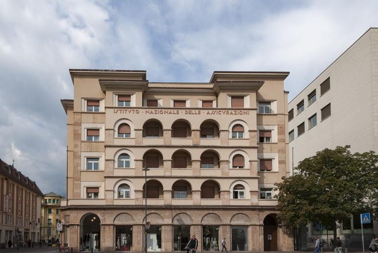 bolzano south tyrol fascist architecture