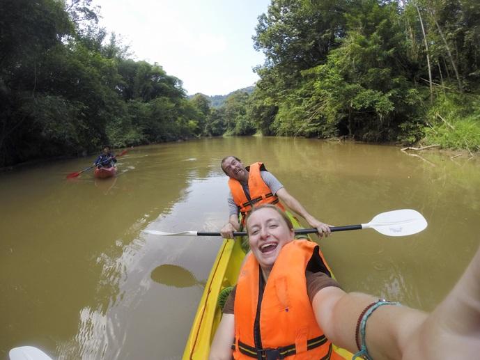 kayaking malaysia sarawak