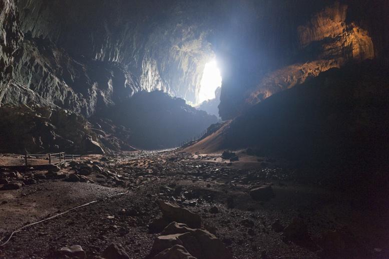 deer cave mulu