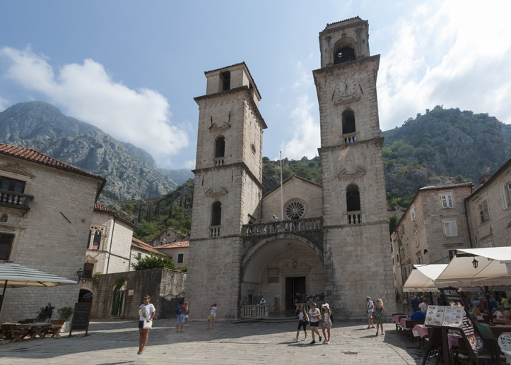 kotor cathedral of st tryphon