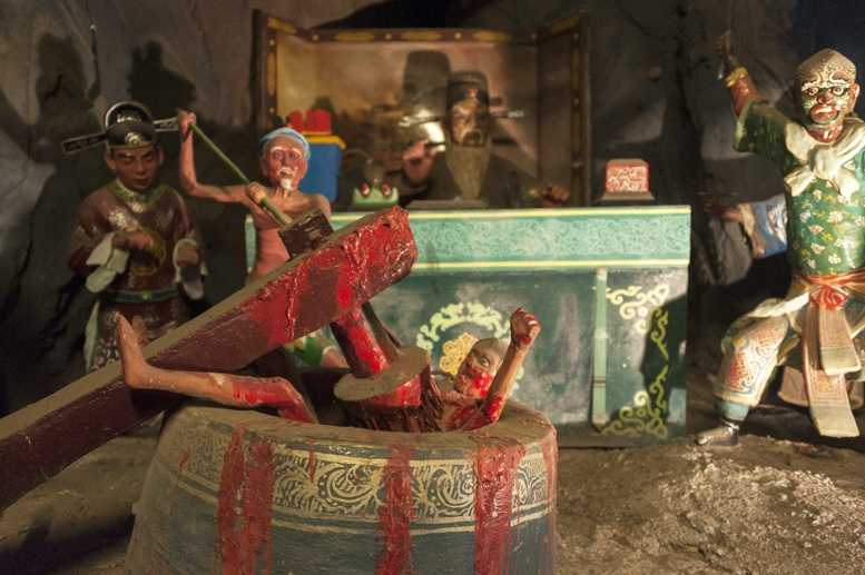 haw par villa singapore ten courts of hell