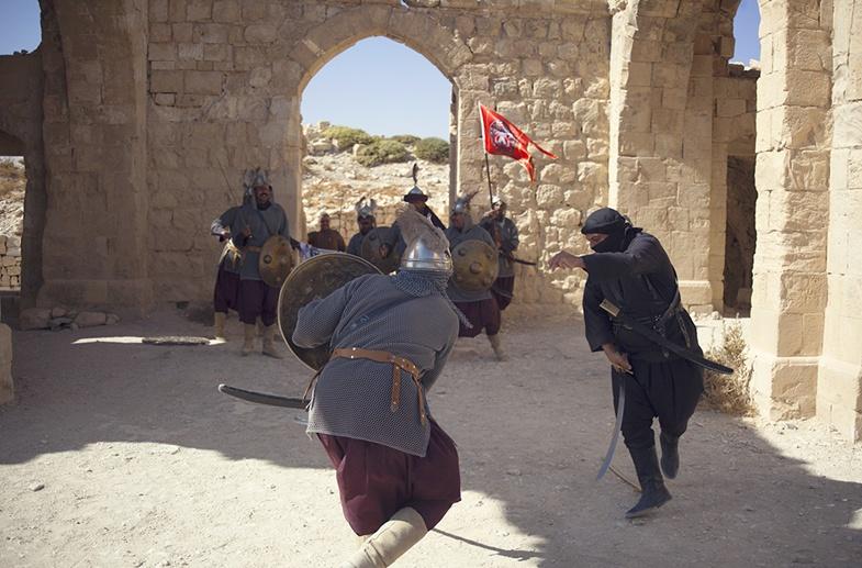shobak jordan battle