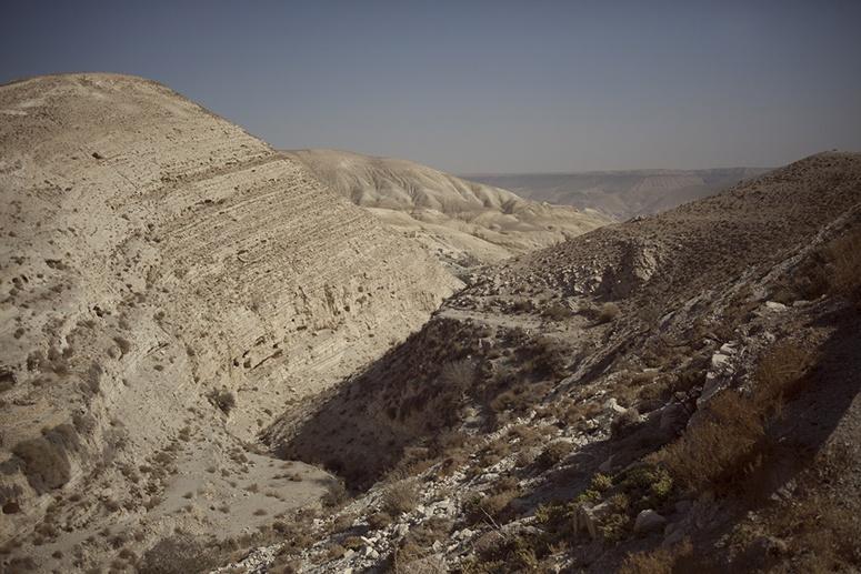 shobak hill jordan view