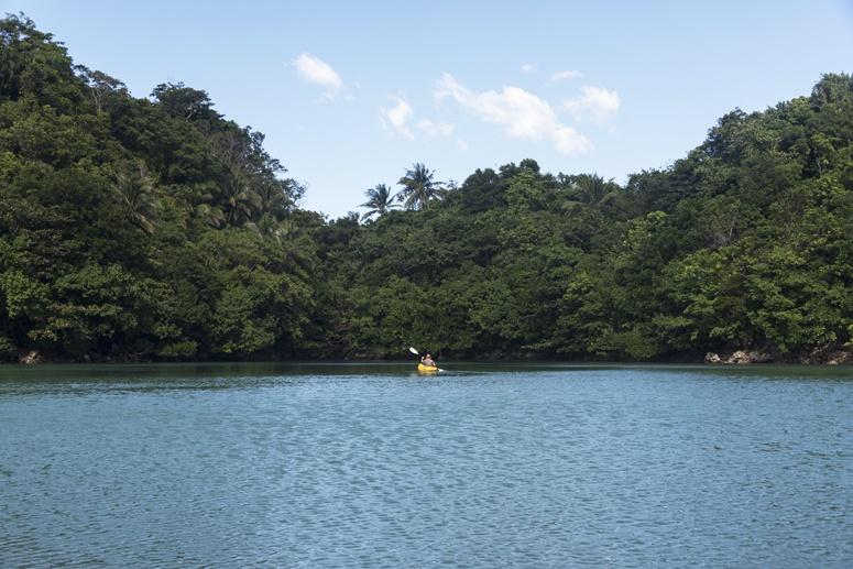 danjugan philippines kayaking