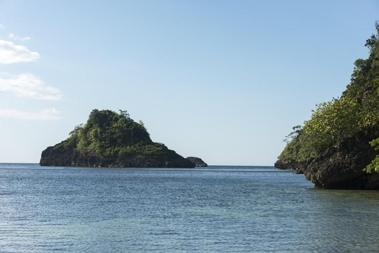 danjugan philippines coast