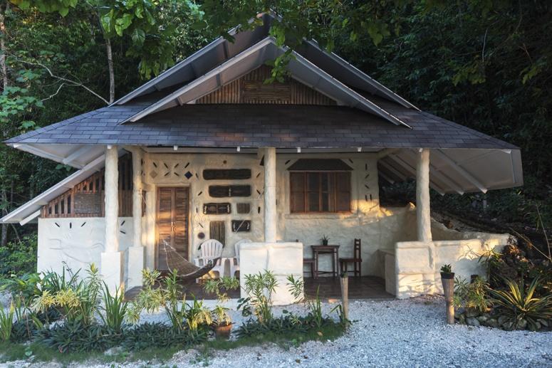 mud hut danjugan philippines