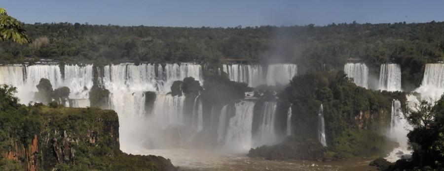 iguazu waterfalls brazil