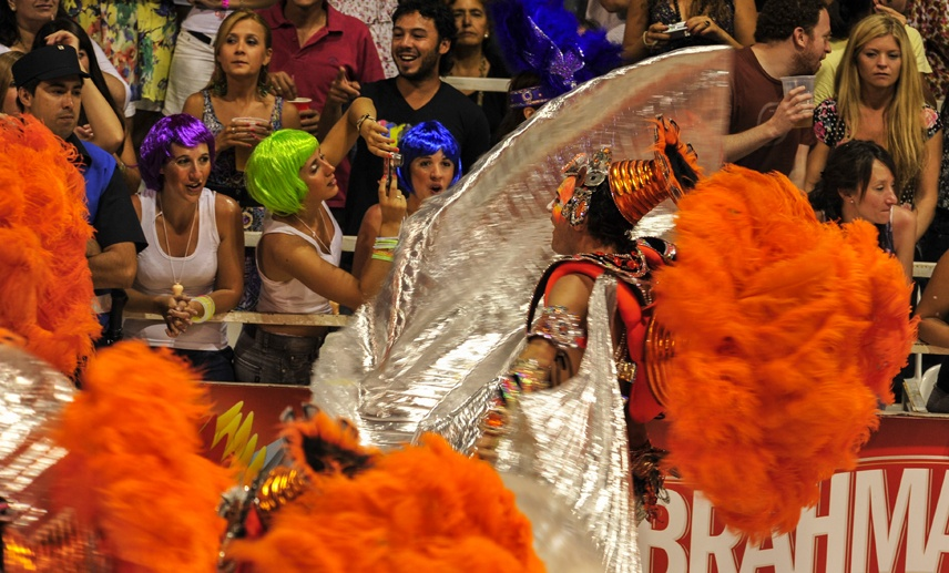 gualeguaychu carnival photo