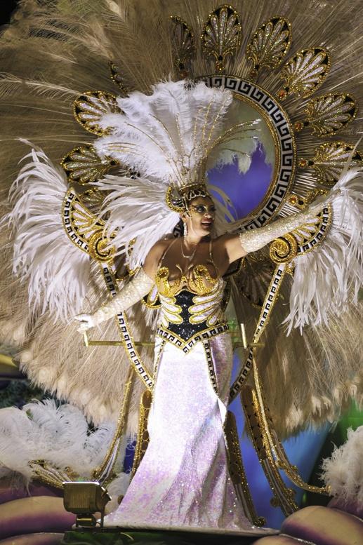 carnival gualeguaychu goddess