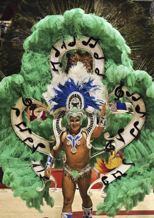 gualeguaychu carnival music guy